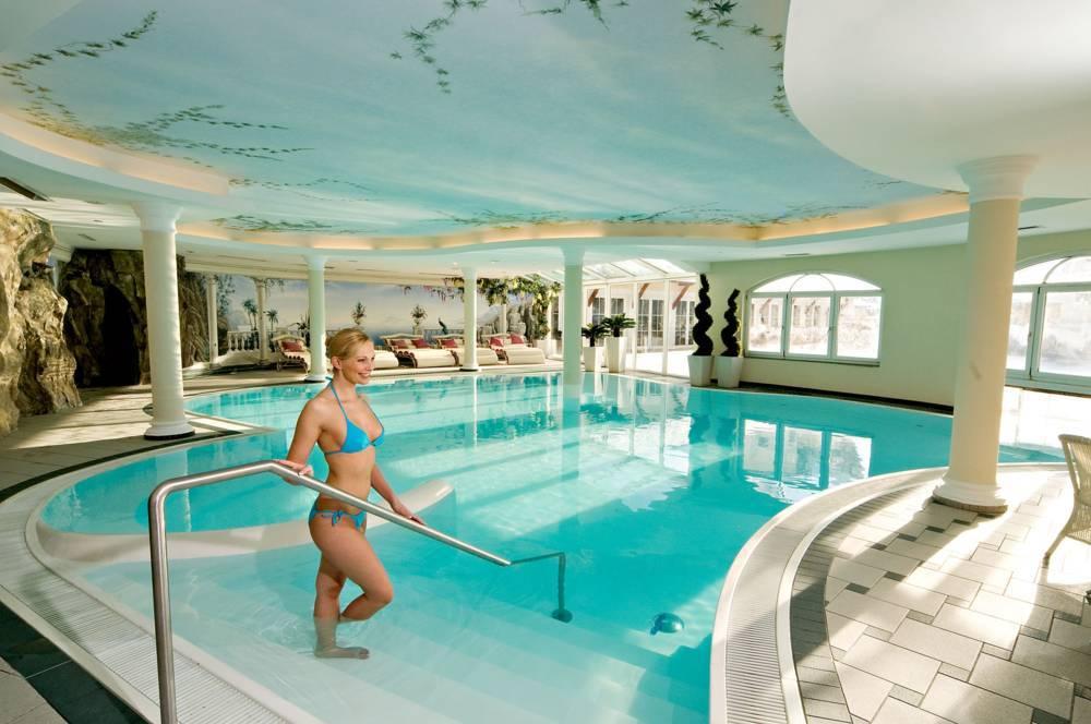 Leading Family Hotel Amp Resort Alpenrose In Lermoos