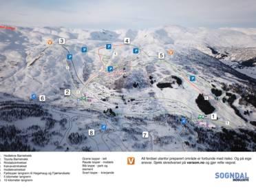 Skigebieden Noorwegen Skien In Noorwegen