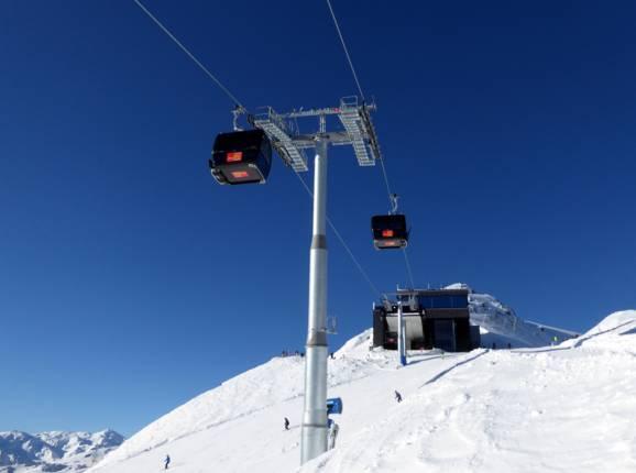 Liften Kaltenbach Hochzillertalhochfügen Ski Optimal