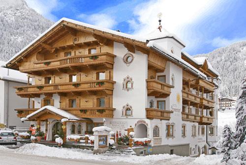 Hotel Sonnenhof St Vigil